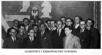 Gniezno1962 uczestnicy turnieju