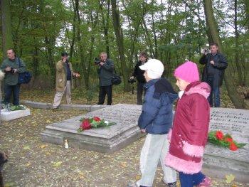 Grób Tassila Osieczna 2007