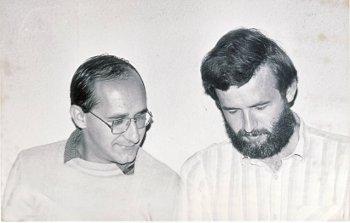 Wojciech Gryciuk, Tomasz Lissowski Częstochowa 1986