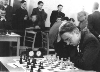 Kazimierz Plater Katowice 1952r.