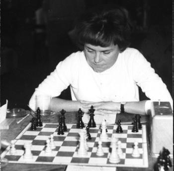 Arcymistrzyni Krystyna Radzikowska