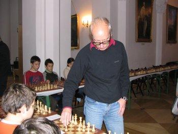 Robert Hubner symultana Kórnik 2007