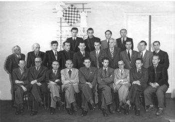 Zawodnicy Katowice 1952