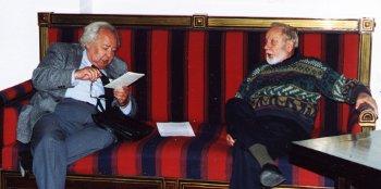 Nathan Divinsky i Ken Whyld