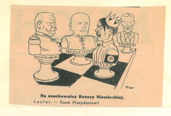 Karaykatura Adolf Hitler